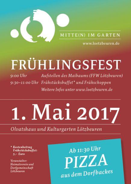1. mai 2017 Lötzbeuren